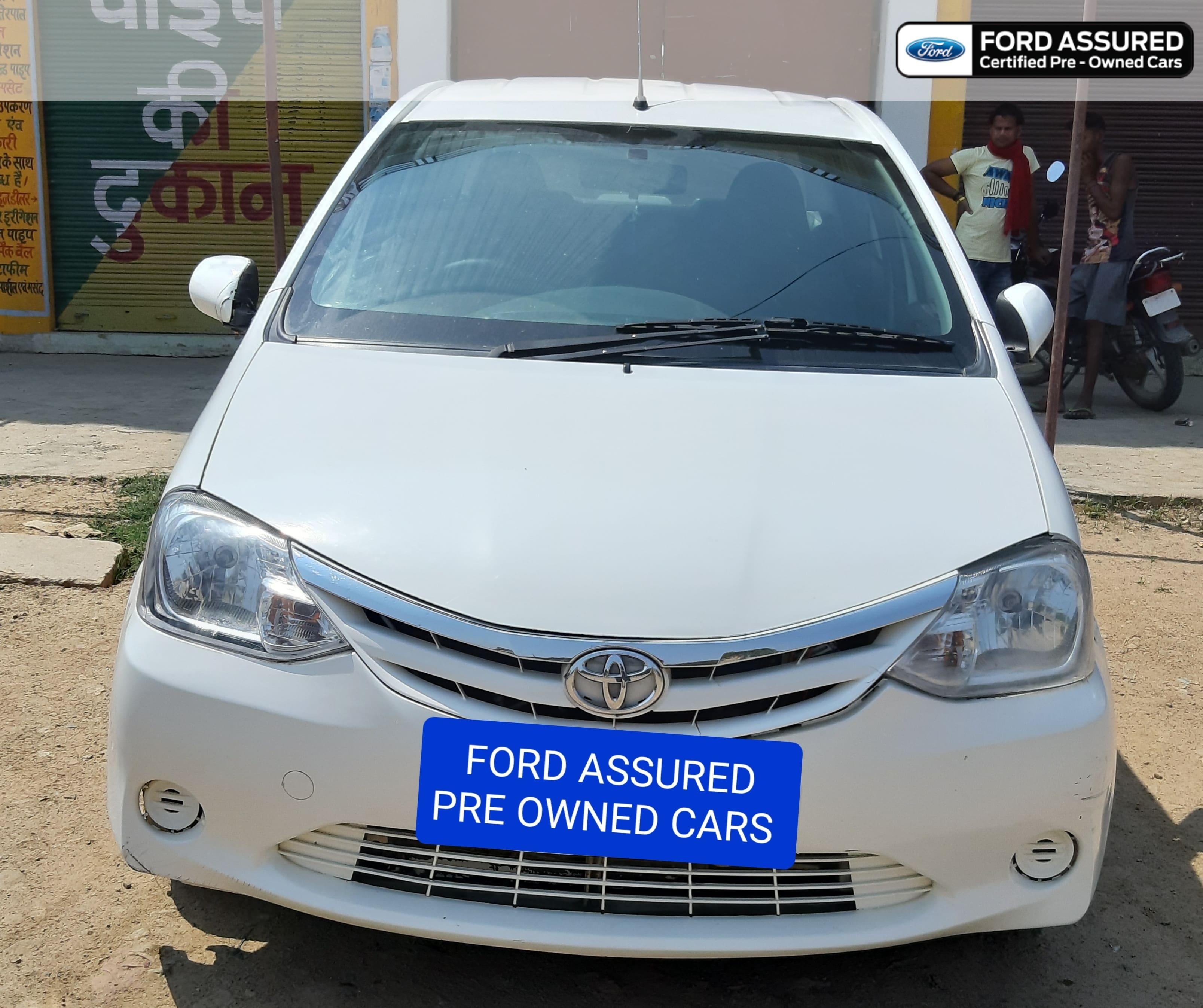 Toyota Etios 2010-2012 GD