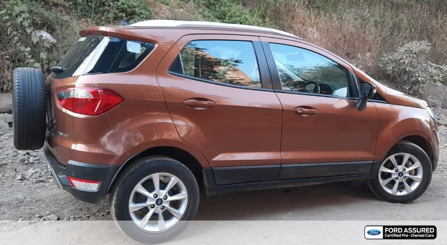 Ford EcoSport 1.5 Petrol Titanium
