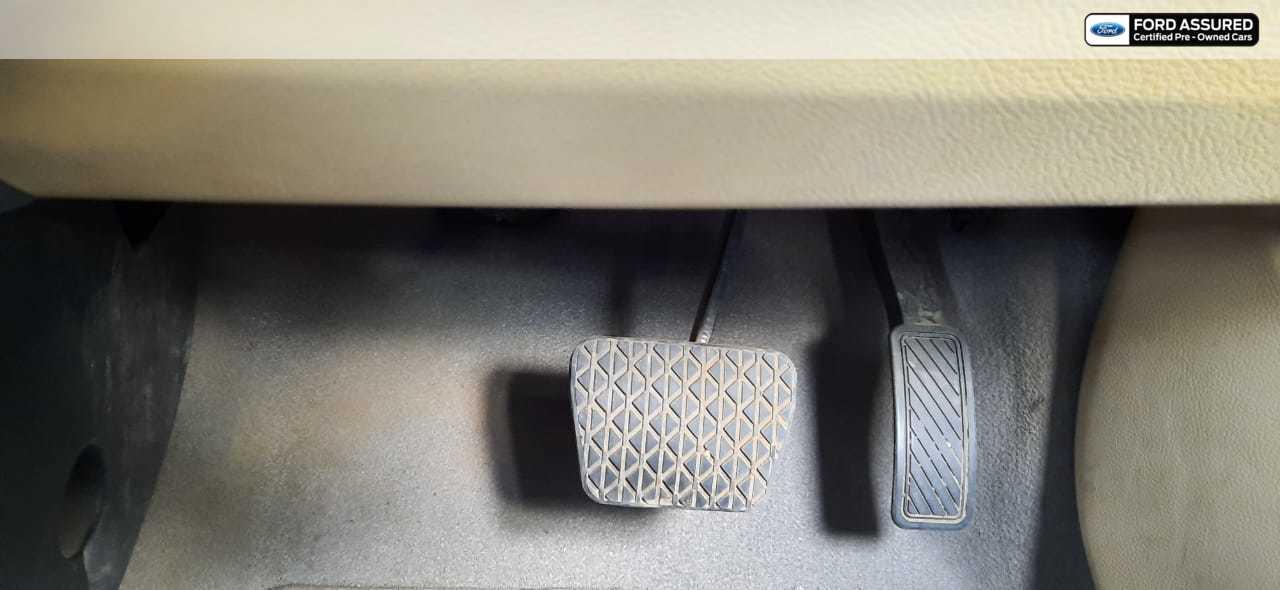 Ford Aspire Titanium Automatic