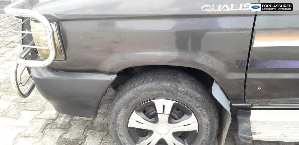 Toyota Qualis FS B3