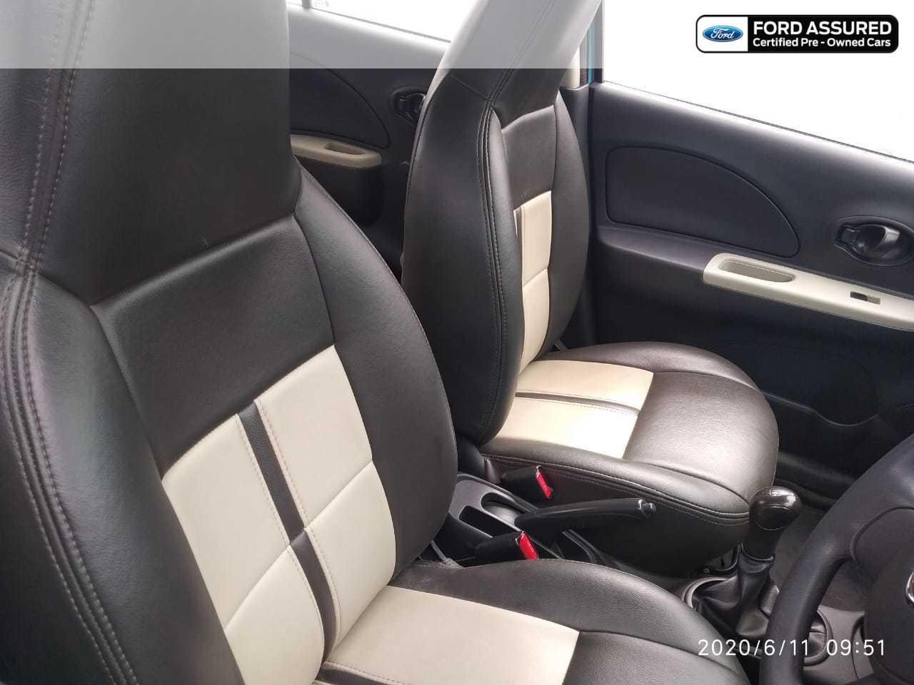 Nissan Micra Active XL