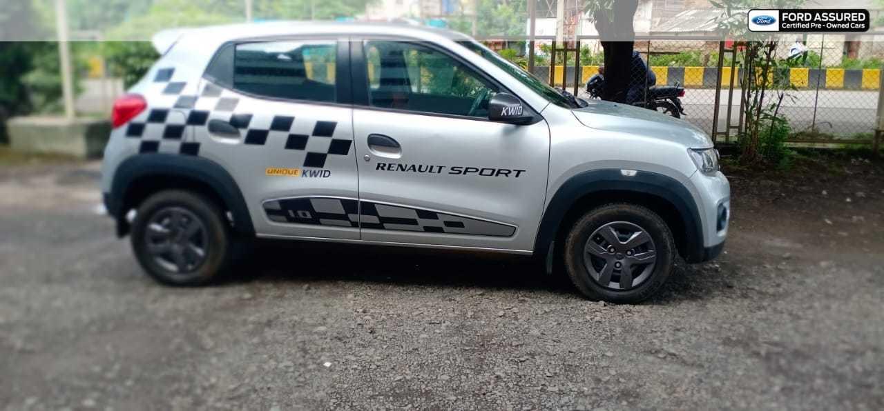Renault KWID 2015-2019 1.0 RXT Optional