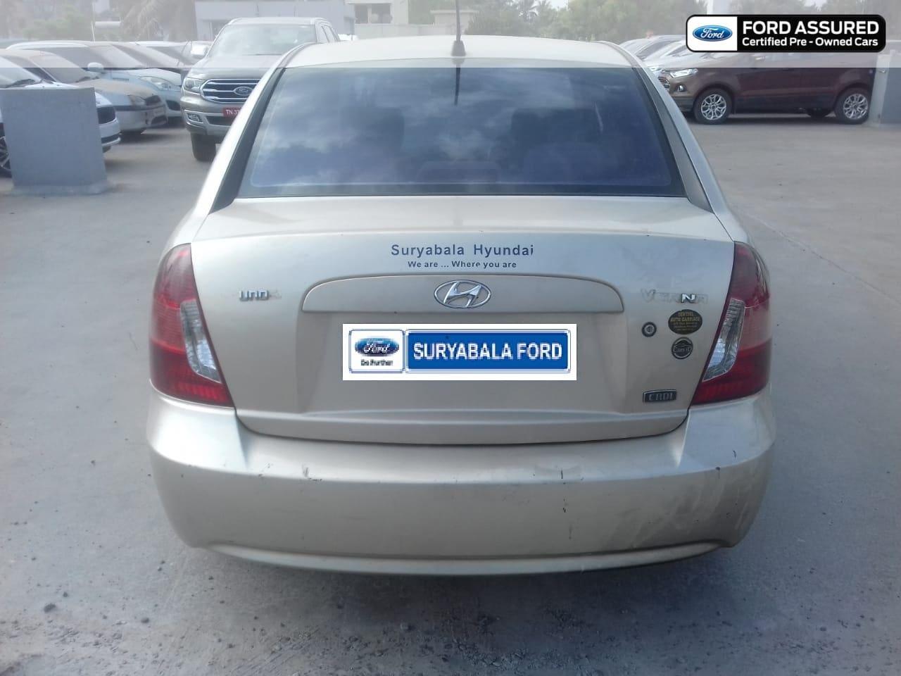Hyundai Verna 2006-2009 CRDi ABS