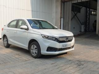 Honda Amaze S Petrol