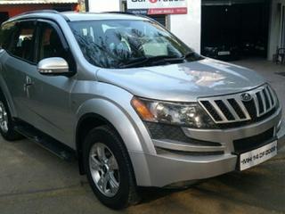 2011 Mahindra XUV500 W8 2WD
