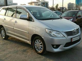 2013 Toyota Innova 2.5 VX (Diesel) 8 Seater BS IV