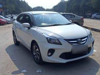 2019 Toyota Glanza V CVT