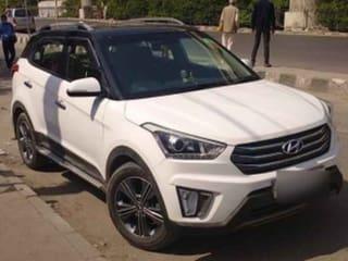 2016 Hyundai Creta 1.6 SX Option Diesel