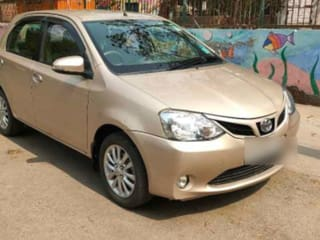 2016 Toyota Etios Liva 1.2 VX