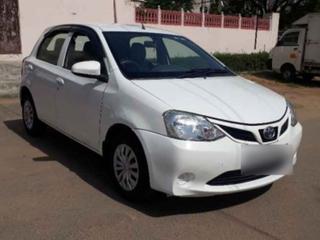 2015 Toyota Etios Liva GD