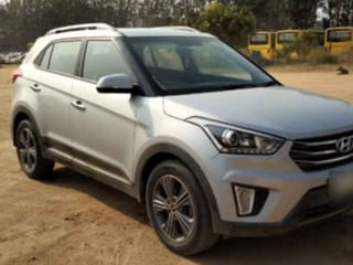 2016 Hyundai Creta 1.6 VTVT AT SX Plus