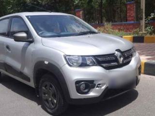 Renault KWID 1.0 RXT AMT BSIV