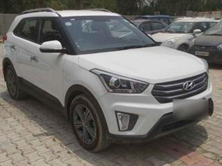 Hyundai Creta 1.6 CRDi SX Plus