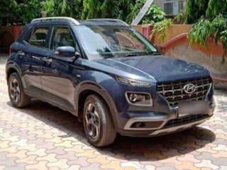 Hyundai Venue SX Plus Turbo DCT BSIV