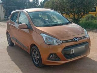 Hyundai Grand i10 Asta Option