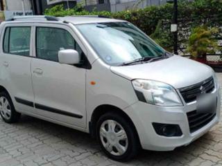 Maruti Wagon R VXI AMT