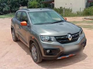Renault KWID Climber 1.0 AMT BSIV