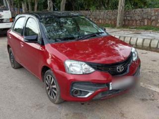 Toyota Etios Liva 1.4 VD