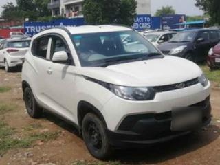 Mahindra KUV 100 mFALCON D75 K4