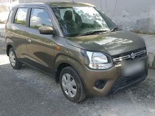 Maruti Wagon R VXI AMT1.2BSIV