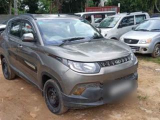 Mahindra KUV 100 mFALCON D75 K6