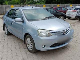 Toyota Etios V