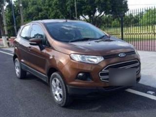 Ford Ecosport 1.5 Diesel Trend