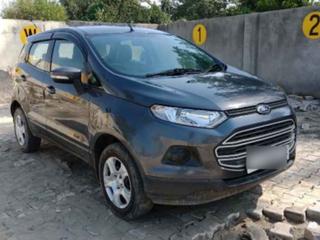 Ford Ecosport 1.5 Diesel Trend BSIV
