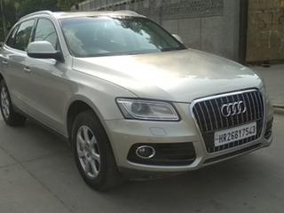 2013 Audi Q5 2008-2012 2.0 TDI