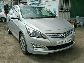 2016 Hyundai Verna 1.6 VTVT SX Option