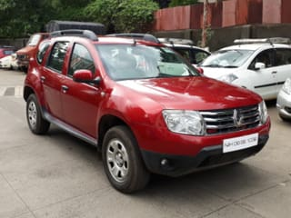 2012 Renault Duster RXL AWD