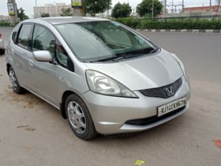 2010 Honda Jazz Mode