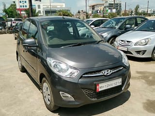 2012 Hyundai i10 Sportz 1.2 AT