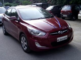 2014 Hyundai Verna 1.4 VTVT
