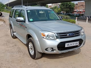 2014 Ford Endeavour 3.0L 4X2 AT