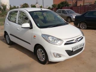2014 Hyundai i10 Sportz 1.1L