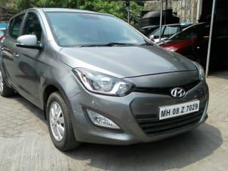 2012 Hyundai i20 Sportz AT 1.4