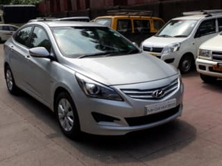 2016 Hyundai Verna 1.6 VTVT AT S Option