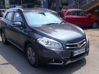 2016 Maruti S Cross DDiS 200 Alpha