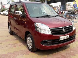 2010 Maruti Wagon R LXI BS IV