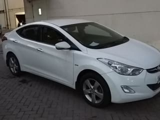 2012 Hyundai Elantra SX AT