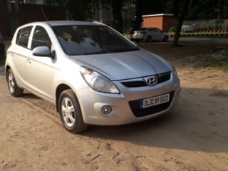 2010 Hyundai i20 1.4 Asta (AT)
