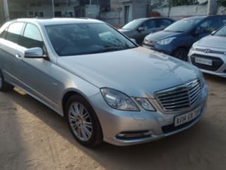 2011 Mercedes-Benz E-Class 2009-2013 E250 CDI Blue Efficiency
