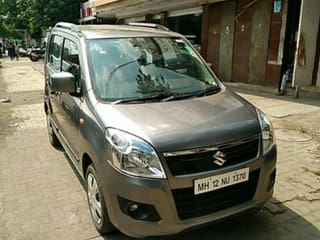 2016 Maruti Wagon R AMT VXI Option
