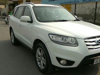 2012 Hyundai Santa Fe 4X4