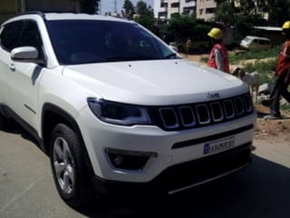 2017 Jeep Compass 1.4 Limited