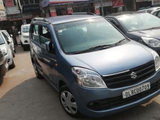 2010 Maruti Wagon R LXI Minor