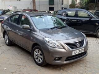 2013 Nissan Sunny 2011-2014 XV