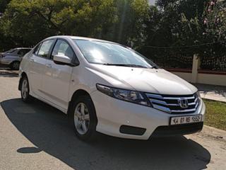 2013 Honda City 1.5 S AT