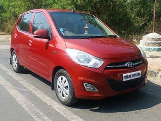 2012 Hyundai i10 Sportz 1.2